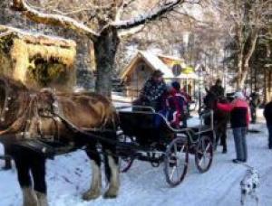 Familiehotel bartlwirt wintersport op de boerderij